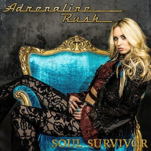 ADRENALINE RUSH - Soul Survivor (2017) full