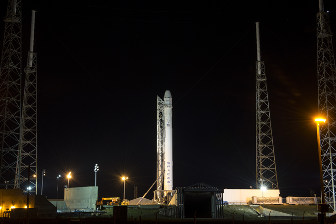 SpaceX Falcon 9: o foguete reutilizável