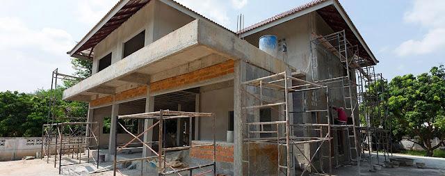 Jasa Renovasi rumah dan bangun baru