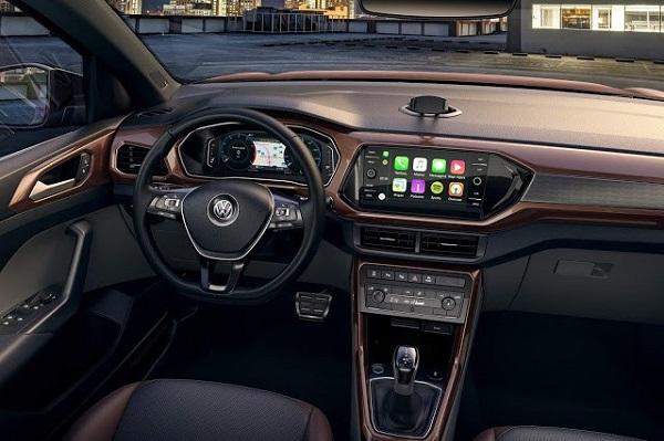 Volkswagen T-Cross Argentina Interior