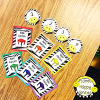 Planet Happy Smiles Classroom Helpers, Classroom Jobs Cards