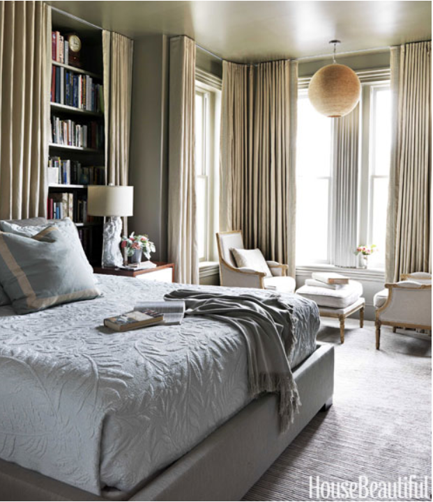 Modern Traditional Bedroom