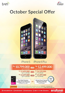 Promo iPhone Terbaru 2015