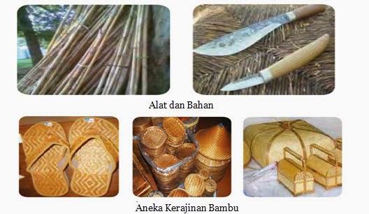 Bahan Bambu