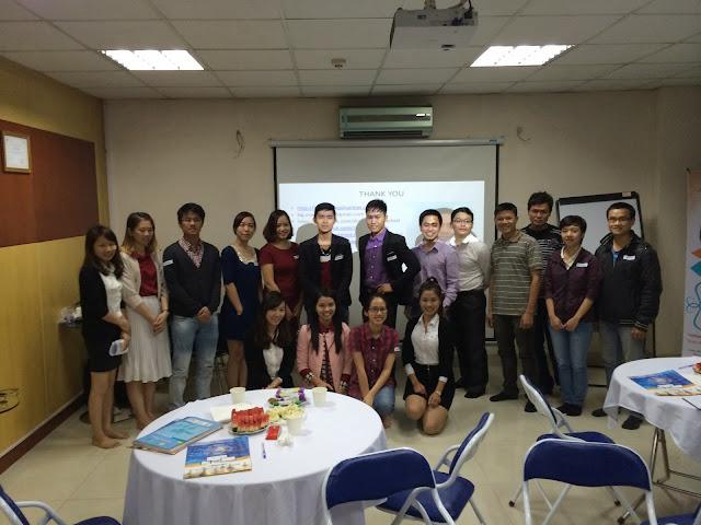 hội thảo về khởi nghiệp