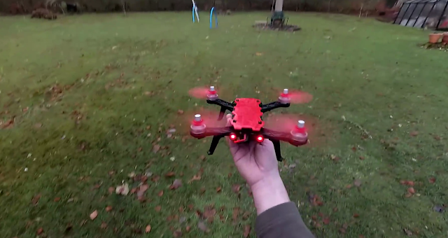 Review MJX Rc Bugs 8 Pro Drone Race MJX Yang Bisa Arco