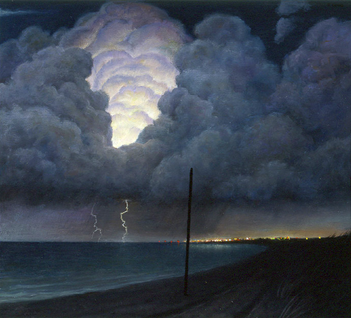 Rob Evans: Storm over Kitty Hawk