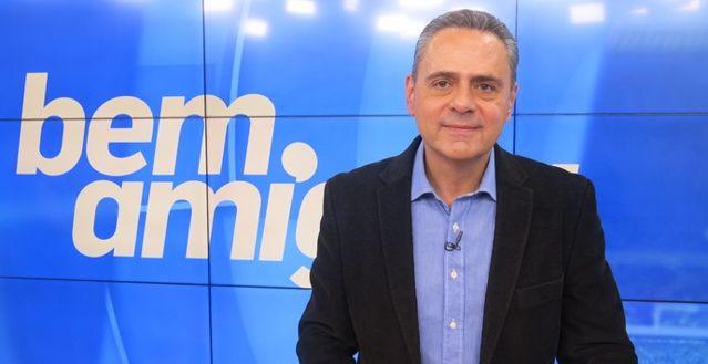 Globo Escala Luis Roberto Para Narrar Final Da Copa Do