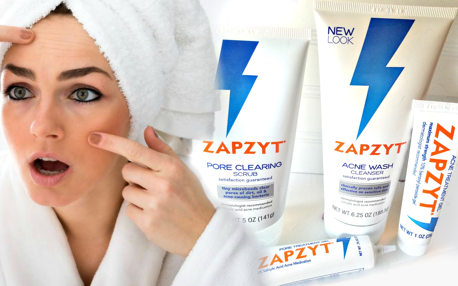 Top Tips To Banishing Adult Acne With ZAPZYT By Barbie's Beauty Bits and PRIMP
