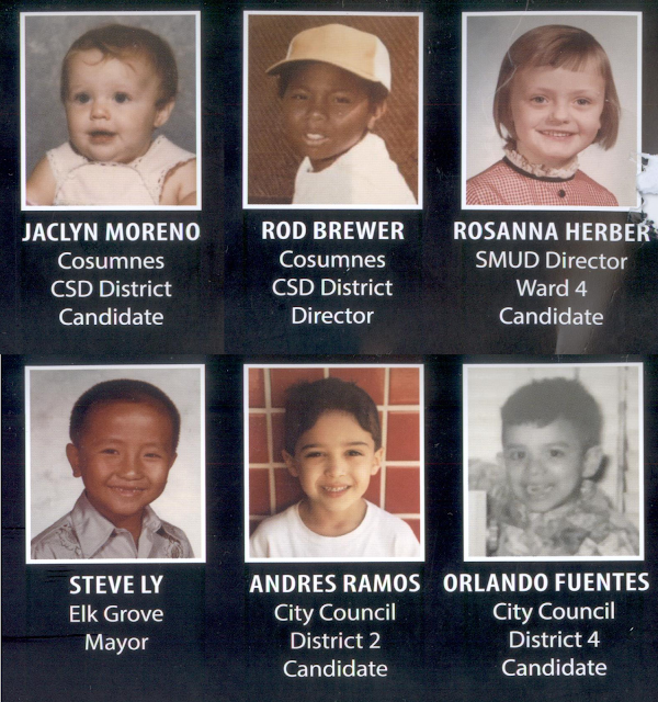 Team Elk Grove invokes American civil rights icon in latest mailer ...