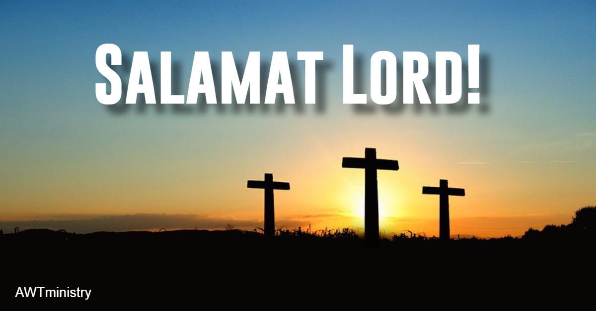 Salamat Lord | Ablaze Worship Team Lyrics