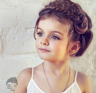 model gaya rambut anak perempuan