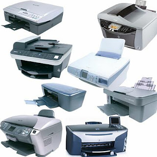 Different Types of Copiers and Printers