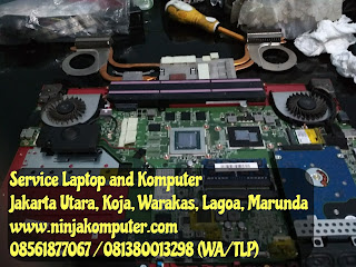 Service Komputer Jakarta Utara, Koja, Tanjung Priuk