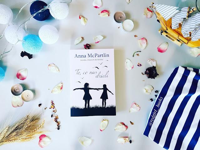 ''To, co nas dzieli'' Anna McPartlin