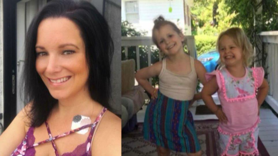 Πατέρας σκότωσε την έγκυο σύζυγό του και τα δύο μικρά κοριτσάκια του