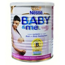 "NESTLE introduces a new product called "" Baby and Me ..."