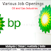Job Vacancies | BP - Malaysia | Oman | Australia | India