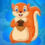 G4K Pretty Squirrel Escap…