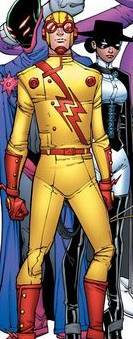 Mercury Man dc comics