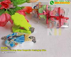 Souvenir Gunting Kuku Pengantin Packaging Mika