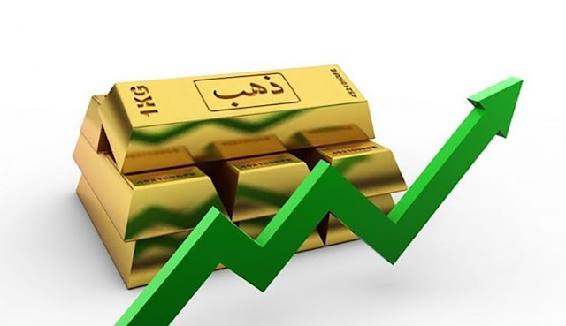 2000 ليرة إرتفاع أسعار الذهب خلال شهر.؟