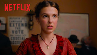 Enola Holmes – Erros de gravação Lucifer – Gabi Lopes Minha Lista Netflix – Batalha das Vozes: Julie vs. Amber