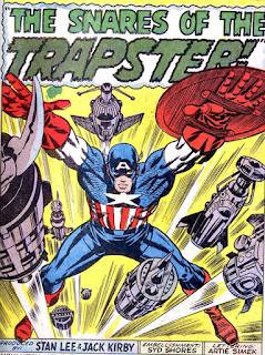 Captain America 108 Jack Kirby
