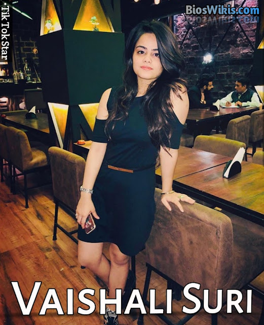 Vaishali Suri (Vaishali 26), Biography,Age, Height, Weight, Family, Boyfriend, Wiki, & More