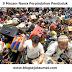 9 Macam Nama Perpindahan Penduduk (Migrasi)