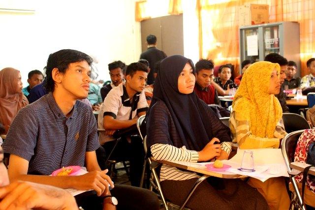 Mahasiswa Aceh Barat Dilatih Astronomi