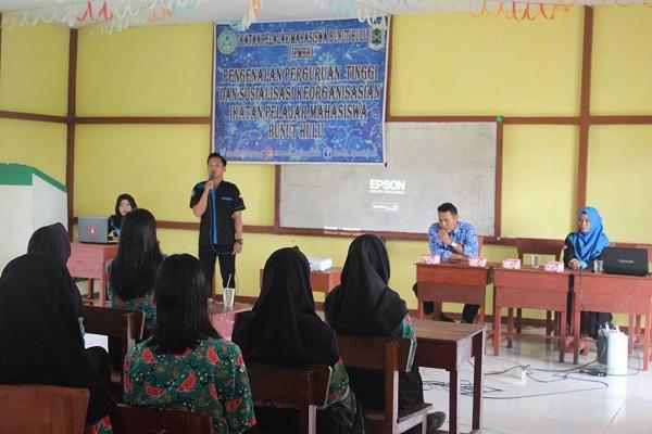 IPMBH Berikan Motivasi Minat Siswa-Siswi SMA Kelas XII ke Perguruan Tinggi