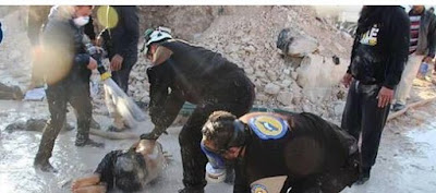 Chemical attack that killed close to 100 people in Syria was the work of Syrian President Bashar al-Assad - U.N report