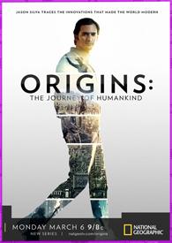 Origins Un Recorrido por la Humanidad Temp. 1 | 3gp/Mp4/DVDRip Latino HD Mega