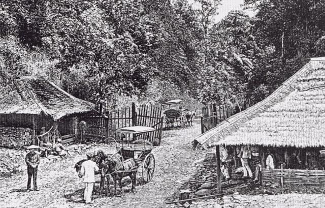 Jalan Raya Puncak, sejarah kelam Jalan Raya Pos