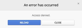 """Solusi Untuk """"Akses Ditolak"""" atau """"Network Failed"""" Saat Pasang Ekstensi di Chrome"""