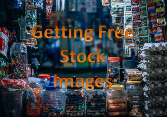 Getting Free Stock Images That You Can Use Without Attribution