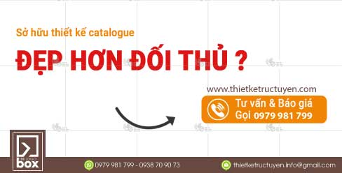 CATALOGUE | THIẾT KẾ - IN CATALOGUE