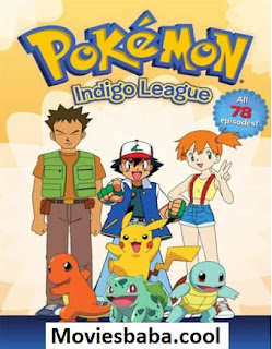 Pokemon Indigo League Season 1 Complete Web Series Hindi Dubbed WEB-DL 360p