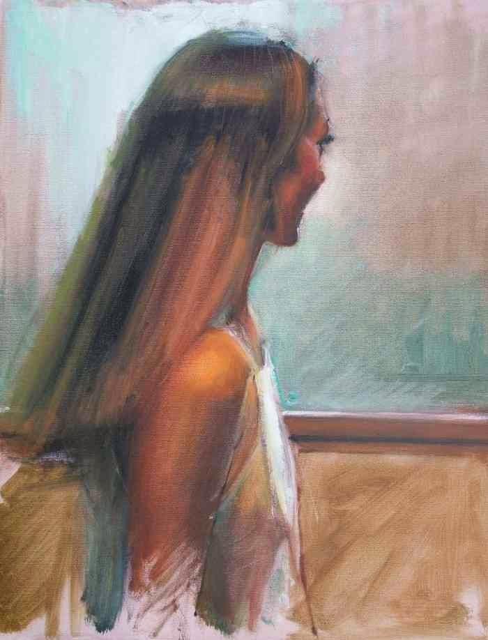 Современный британский художник. Robin Archer