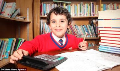 'Anak Cerdas di Dunia'