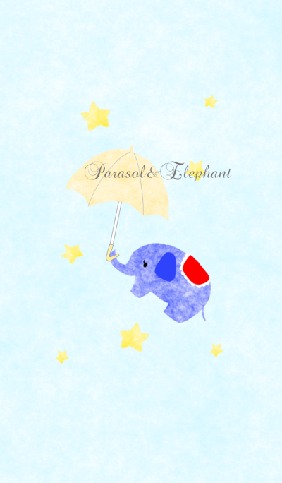 Parasol&Elephant!