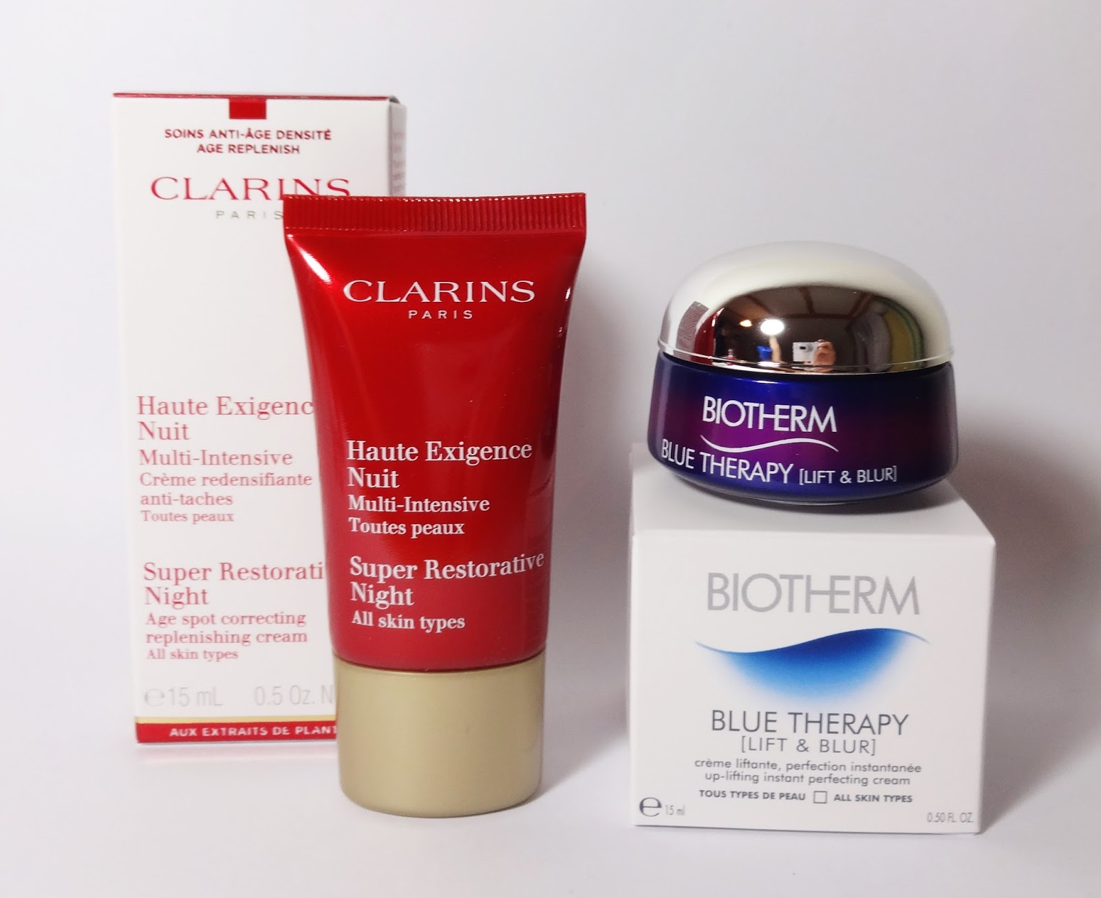 Clarins Biotherm