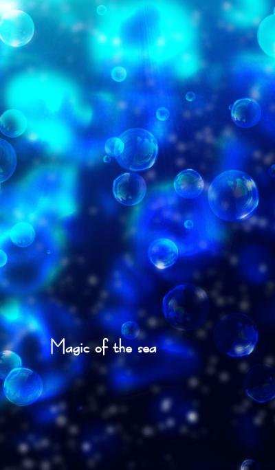 magic of the sea
