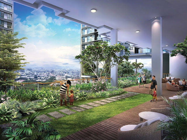 Apartemen Pacific Garden Suites Alam Sutera www.rumah-hook.com