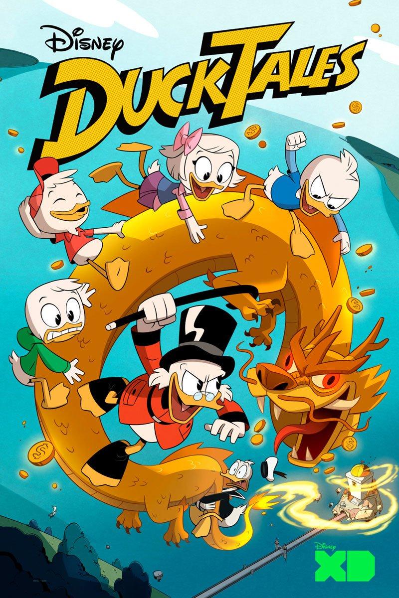 Disney, Утиные истории, DuckTales, 2017, мультсериал, TV Series, Новые Утиные истории
