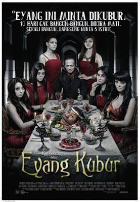 Eyang Kubur Poster