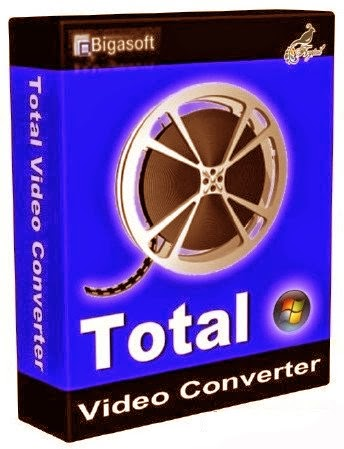 Bigasoft Total Video Converter 4.5.2.5491 + Key