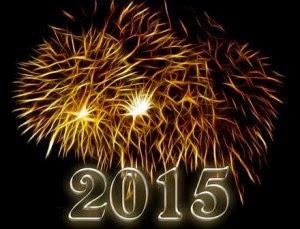 DP BBM Tahun Baru Kembang Api 2015