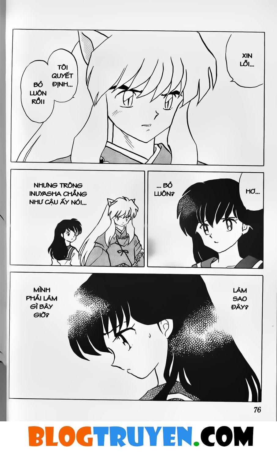 Inuyasha vol 29.4 trang 19